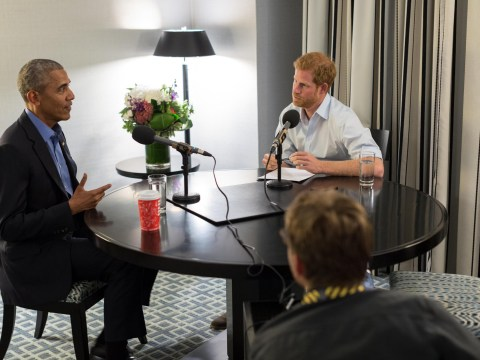 Obama reveals William is his favourite prince during interview with Harry
