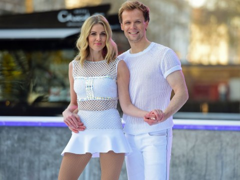 Donna Air has been banned from performing dangerous Dancing On Ice 'head banger'