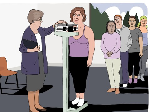 How slimming clubs made me fatter than ever and more anxious around food