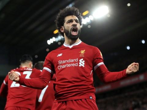 Mohamed Salah responds to latest Real Madrid transfer speculation