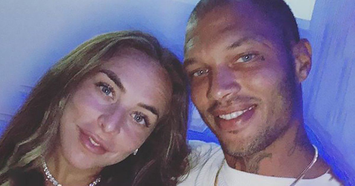 Jeremy Meeks looks to the future with Chloe Green as he says '2018 is our year'