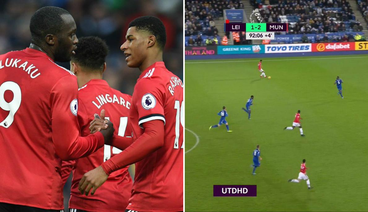Manchester United fans turn on Marcus Rashford over Romelu Lukaku snub