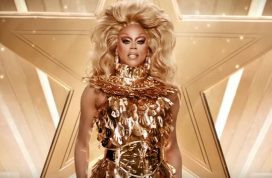 RuPaul in all-stars trailer