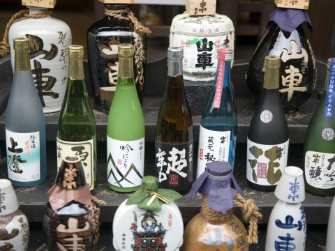 The bluffer's guide to Japanese sake – everything you need to know about the alcoholic drink