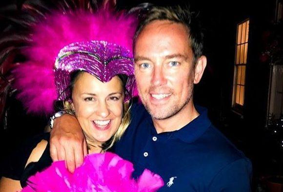 Gemma and Simon Thomas