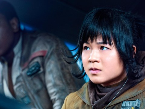 Star Wars' newcomer Kelly-Marie Tran is ready to make history: 'I'm excited to be part of the change'