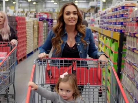 Tamara Ecclestone needs a van to cart all her Costco shopping home on Tamara's World