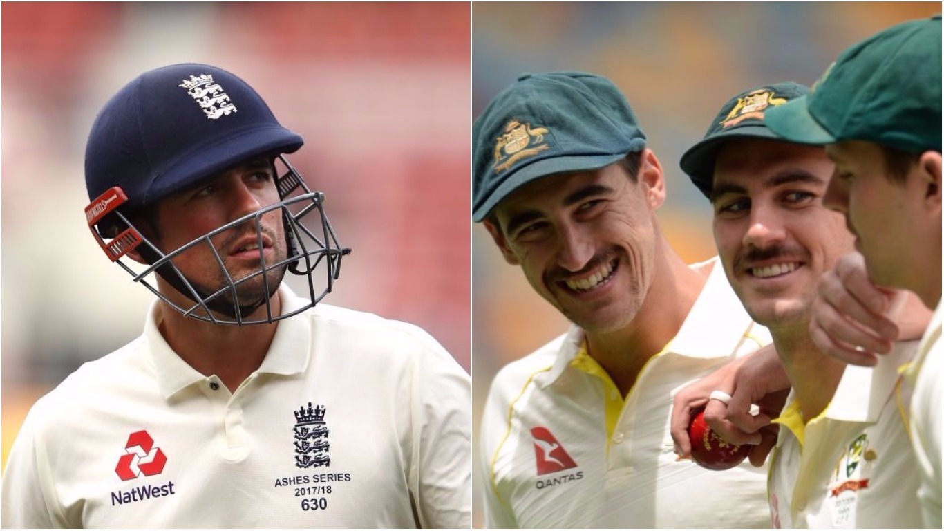 Ashes player ratings: Alastair Cook and Moeen Ali struggle as Australia bowlers dazzle in Adelaide victory