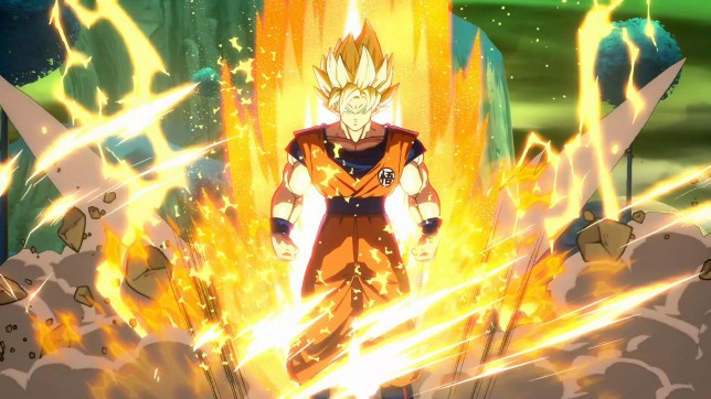 Dragon Ball FighterZ (PS4) - a new challenger appears