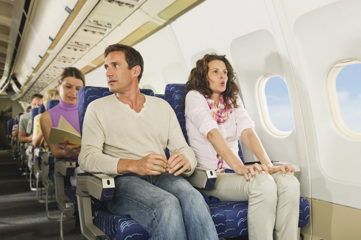Airline offers air fare refund if they don't cure your fear of flying