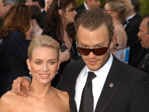 Naomi Watts 'will never forget' Heath Ledger as she pays tribute to actor on 39th birthday