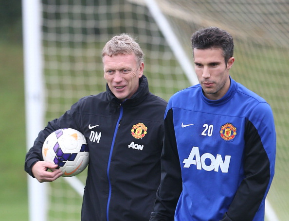 Robin van Persie praises Arsene Wenger and claims he is the best manager he has ever played for