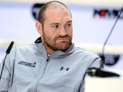 Tyson Fury reckons Anthony Joshua will lose to Joseph Parker in Cardiff