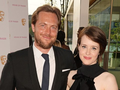 Claire Foy's husband given devastating brain tumour diagnosis as she filmed The Crown