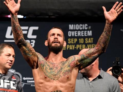 Dana White announces CM Punk will fight again in the UFC