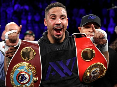 Andre Ward hints he is planning to end retirement spell and return at heavyweight
