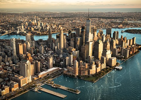 Why is New York referred to as the 'Big Apple'?
