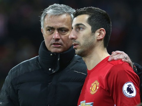 Henrikh Mkhitaryan takes subtle dig at Manchester United manager Jose Mourinho ahead of Arsenal debut against Swansea
