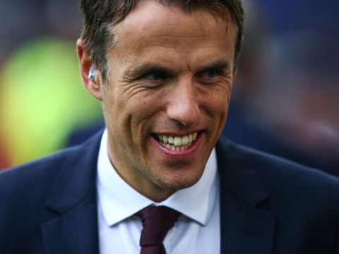 Phil Neville makes statement after deleting Twitter account amid sexism storm