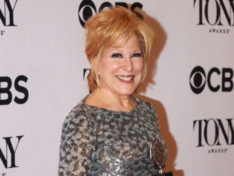Bette Midler apologises for comparing the oppression of women to black people in 'n****r' tweet