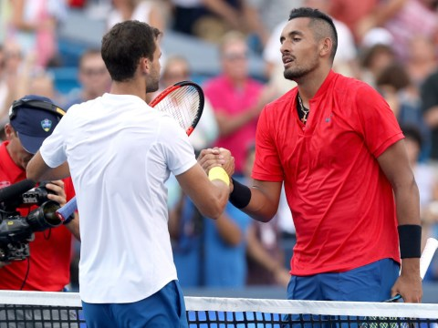 Grigor Dimitrov vs Nick Kyrgios live stream, TV channel, UK time and odds