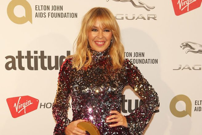 Kylie Minogue reveals she suffered mental breakdown following split from Joshua Sasse