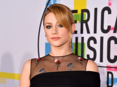 Riverdale's Lili Reinhart admits to being 'open sexually' as she calls for Betty to 'explore her sexuality'