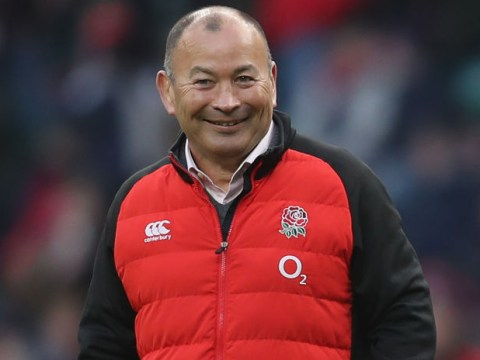 England head coach Eddie Jones signs two-year contract extension