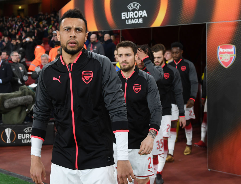 Francis Coquelin reveals regret at not quitting Arsenal sooner following Valencia switch