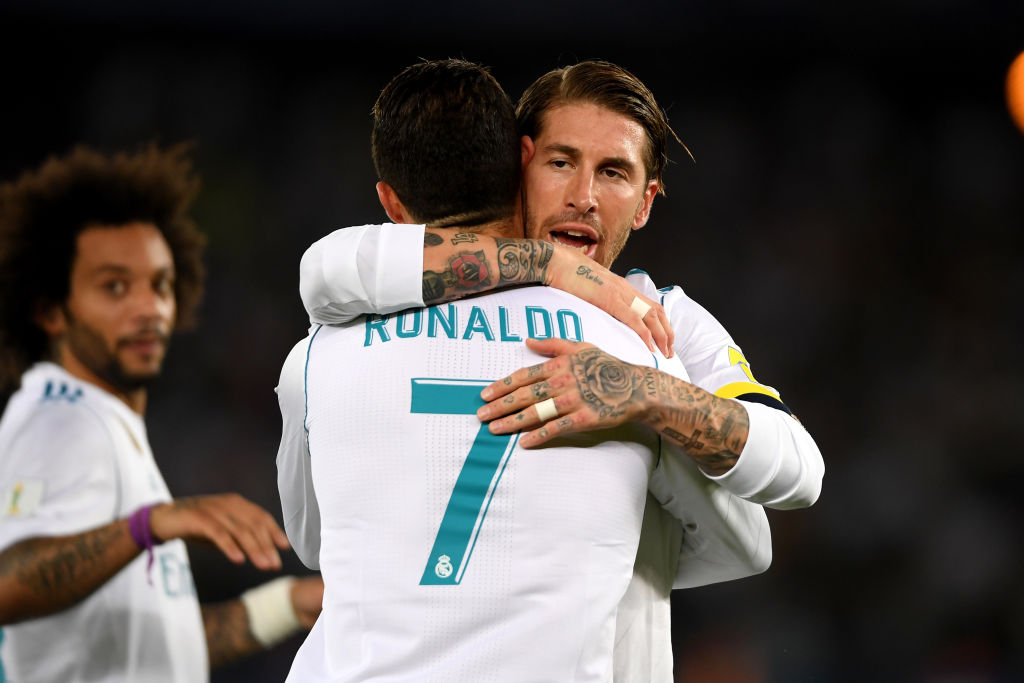 Sergio Ramos led inquest into Cristiano Ronaldo and Real Madrid's poor form