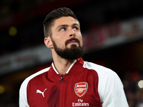 Arsene Wenger responds to rumours that Chelsea made approach for Olivier Giroud