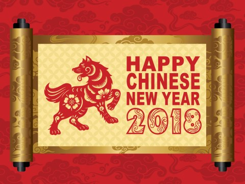 Here's how to wish someone a happy Chinese New Year in Chinese – and it's not gong hei fat choy