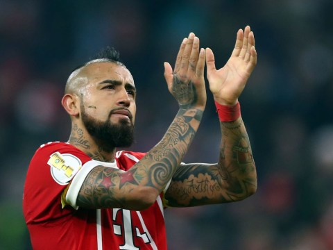 Arturo Vidal says Chelsea have 'no chance' of signing him in January