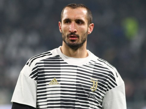 Chelsea boss Antonio Conte speaks out on Giorgio Chiellini transfer speculation