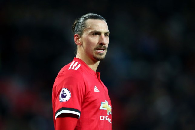 Manchester United defender Eric Bailly tells Zlatan Ibrahimovic to 'f*** off' in bizarre farewell message