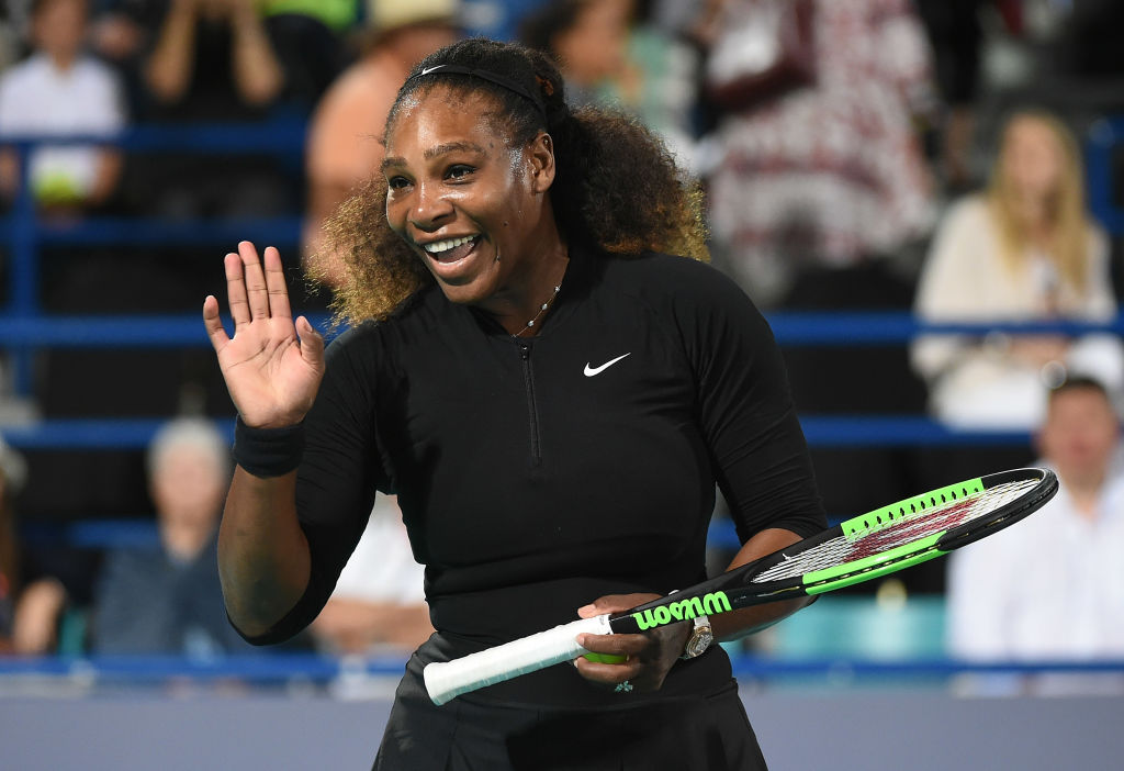 Serena Williams throws shade at Tennys Sandgren ahead of Australian Open exit