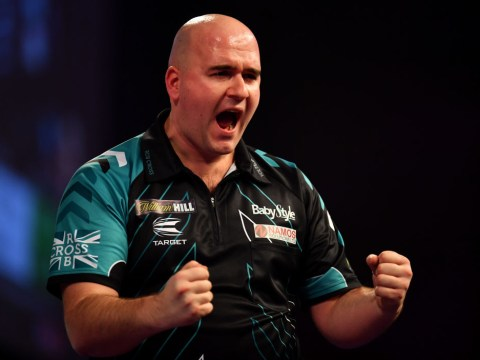 Who is Rob Cross? Rookie who beat Phil Taylor at PDC Darts World Championship final