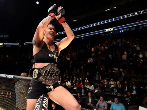 MMA photographer issues apology for calling UFC champion Cris Cyborg a man