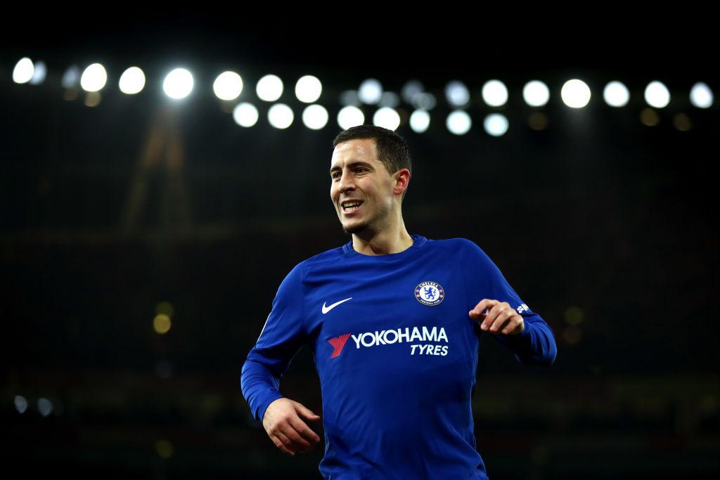 Eden Hazard blames Alvaro Morata misses for Chelsea's draw against Arsenal
