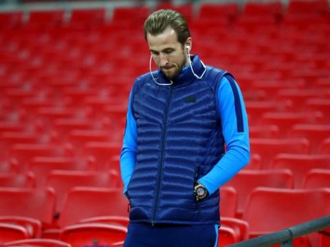 Harry Kane returns to Tottenham starting XI to face West Ham