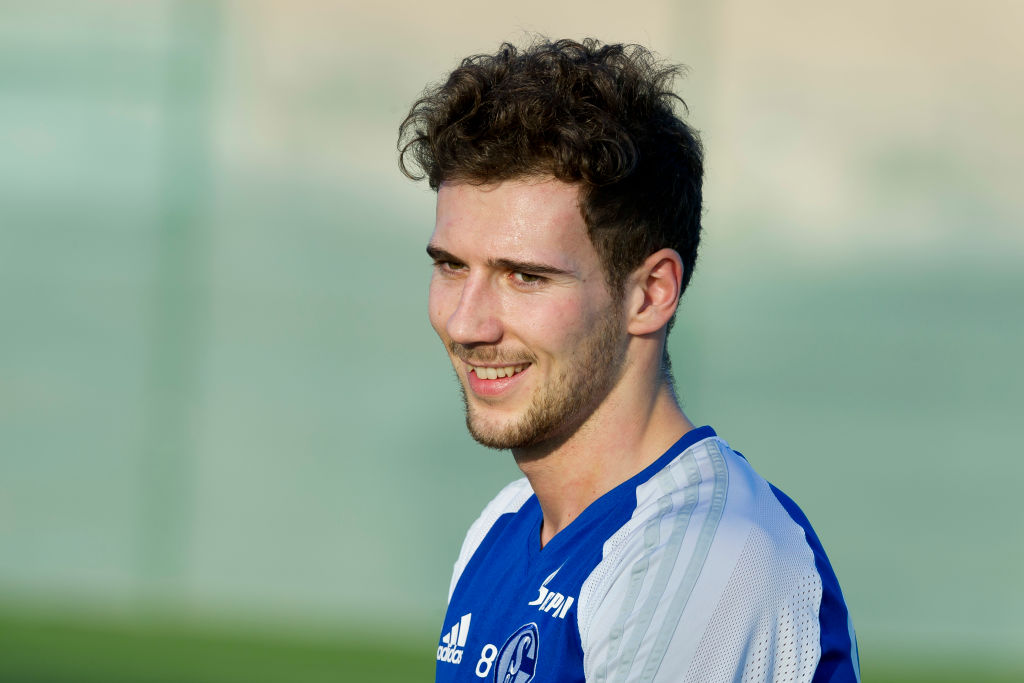 Arsenal, Manchester United and Liverpool transfer target Leon Goretzka urged to make choice