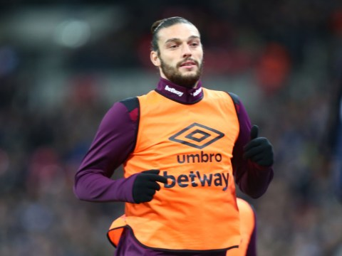 West Ham willing to sell Andy Carroll to Chelsea – but only if Michy Batshuayi comes the other way