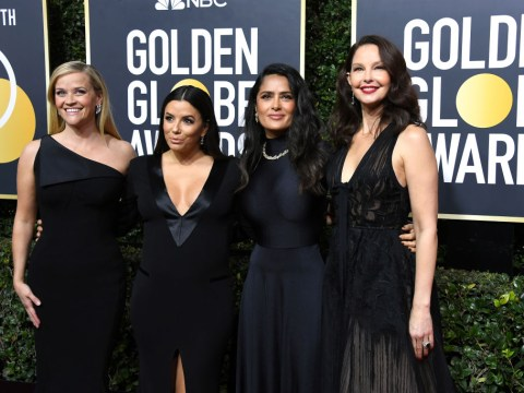Not one person wore Marchesa to this year's Golden Globes