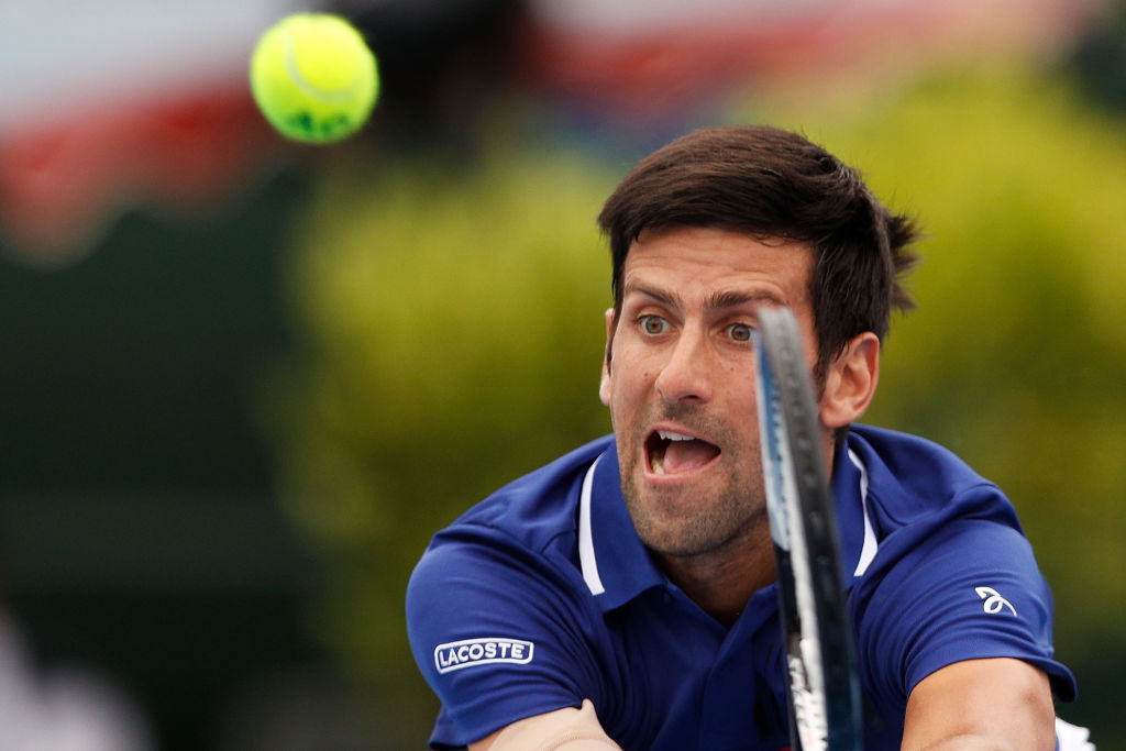 Novak Djokovic record will be matched by Roger Federer in Melbourne, says ex-coach Boris Becker