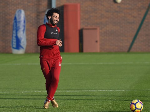 Mohamed Salah ready to return for Liverpool against Manchester City
