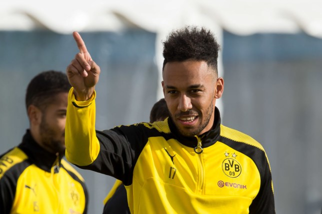 Arsene Wenger reveals how close Arsenal are to completing Aubameyang transfer