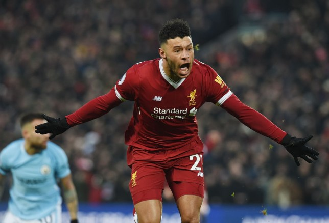 Alex Oxlade-Chamberlain highlights serious problem with Arsenal – Jamie  Redknapp b782a4d47