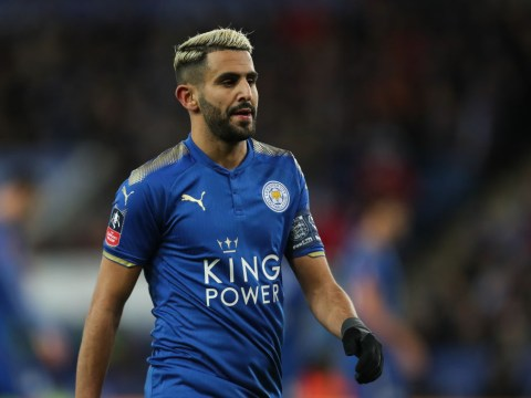 Riyad Mahrez fails to report to training after failed Manchester City transfer
