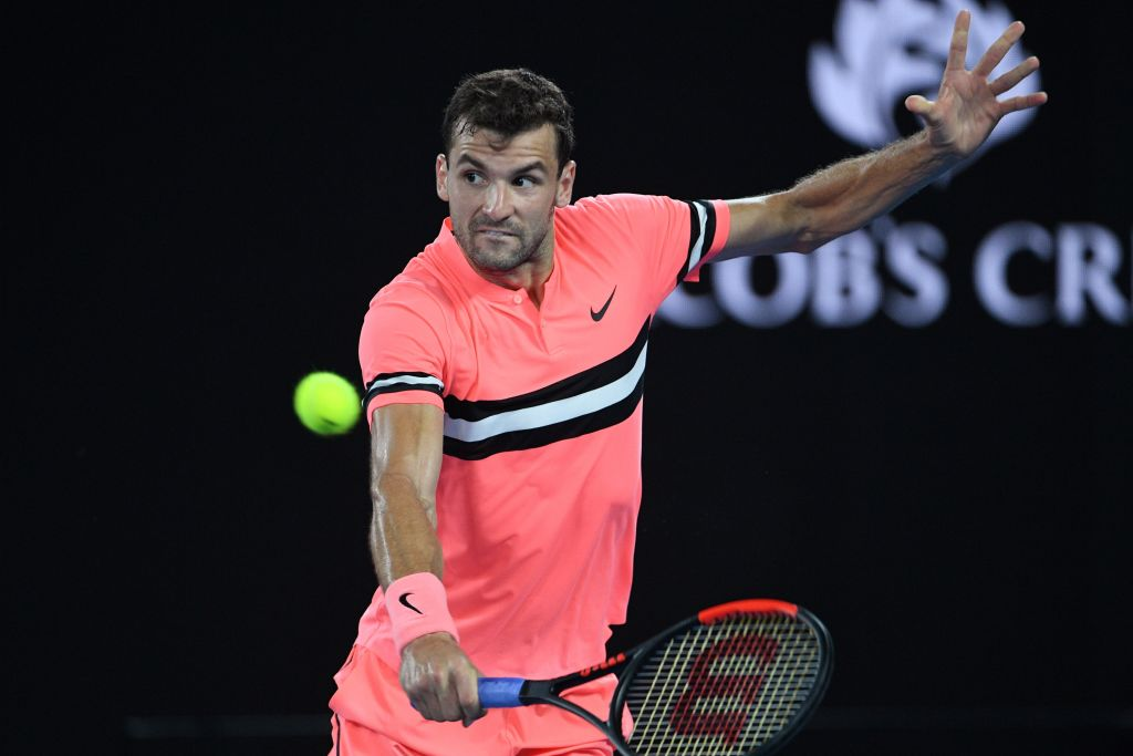 Grigor Dimitrov vs David Goffin ATP Rotterdam time, live stream, TV channel and odds