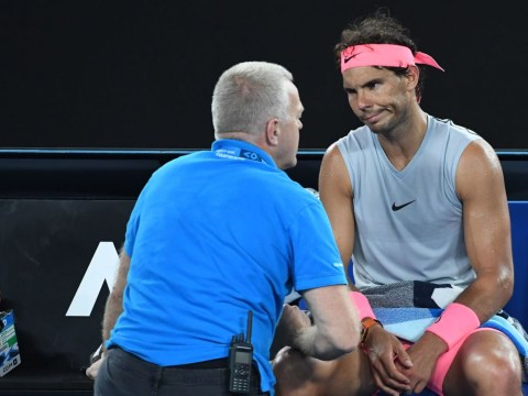 Rafael Nadal speaks out on latest injury problem after Australian Open exit